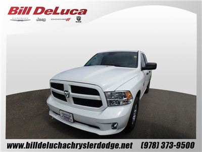 2018 Ram 1500 Quad Cab 4x4,  Pickup #D18057 - photo 1