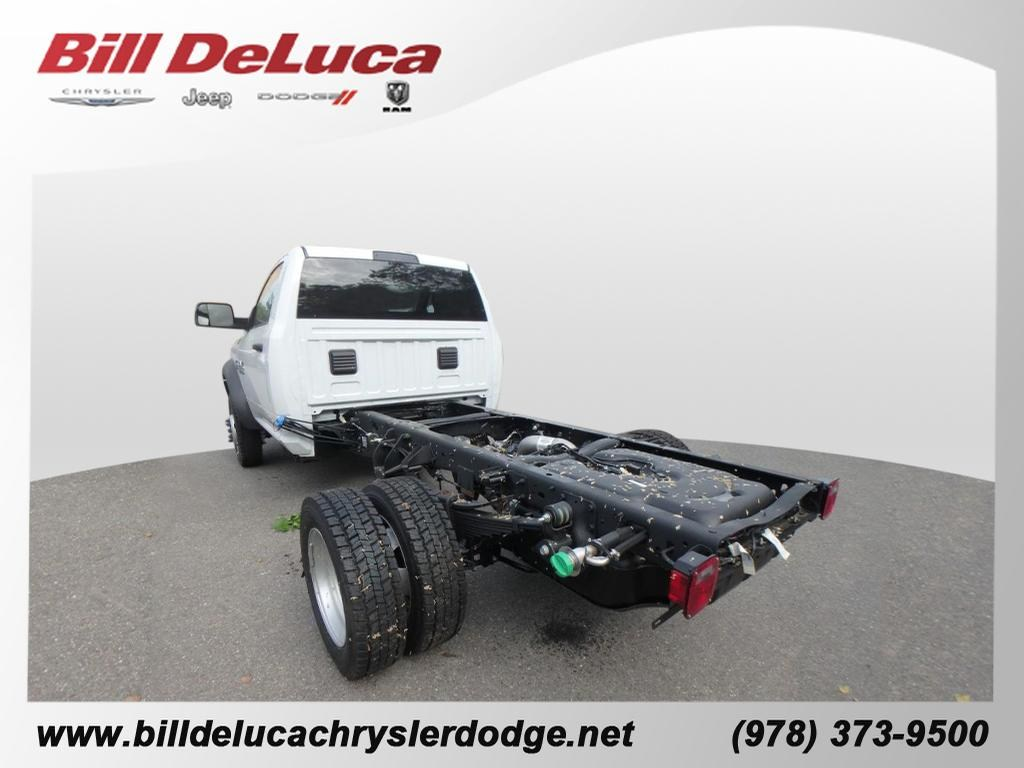 2018 Ram 5500 Regular Cab DRW 4x4,  Cab Chassis #D18073 - photo 2
