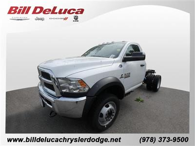 2018 Ram 5500 Regular Cab DRW 4x4,  Cab Chassis #D18073 - photo 1