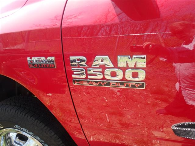 2018 Ram 3500 Regular Cab DRW 4x4,  Landscape Dump #D18074 - photo 5