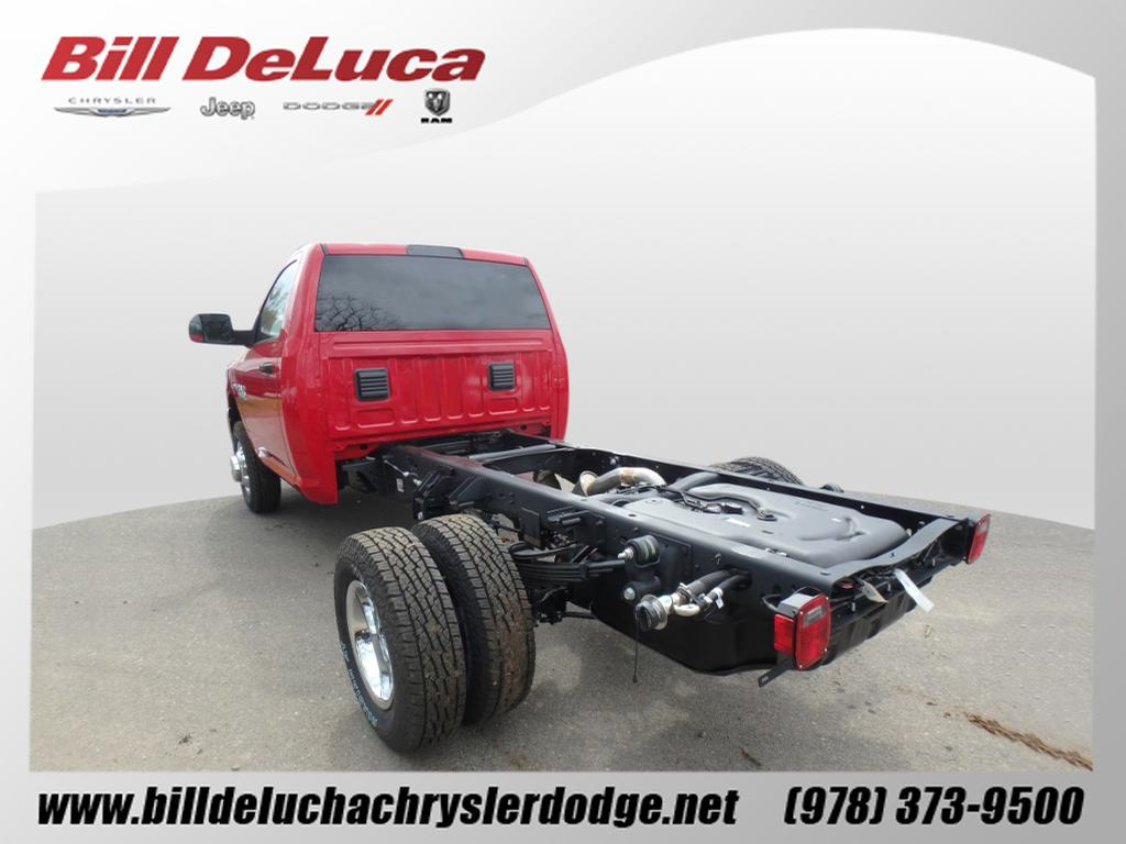 2018 Ram 3500 Regular Cab DRW 4x4, Cab Chassis #D18075 - photo 2