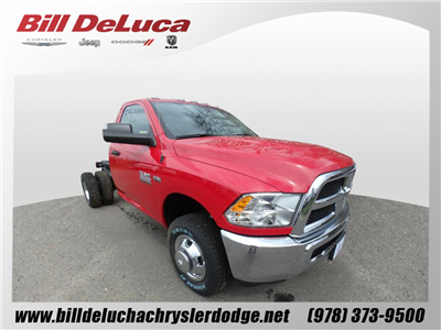 2018 Ram 3500 Regular Cab DRW 4x4,  Cab Chassis #D18075 - photo 4