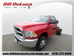 2018 Ram 3500 Regular Cab DRW 4x4, Cab Chassis #D18075 - photo 1