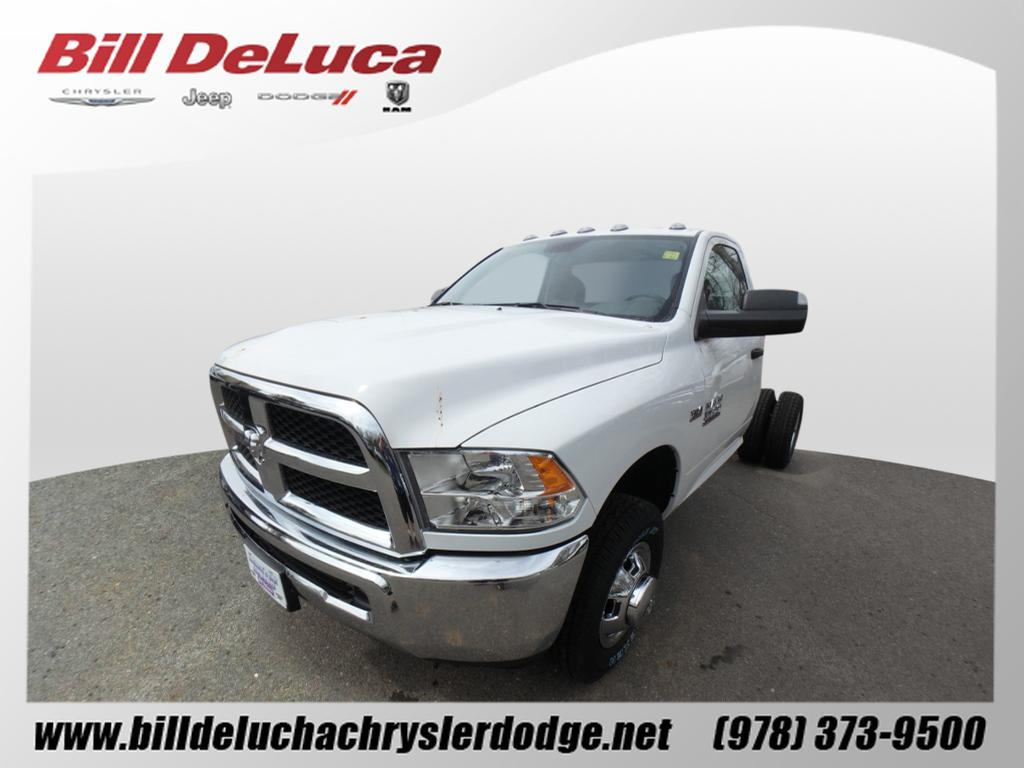 2018 Ram 3500 Regular Cab DRW 4x4,  Cab Chassis #D18076 - photo 1
