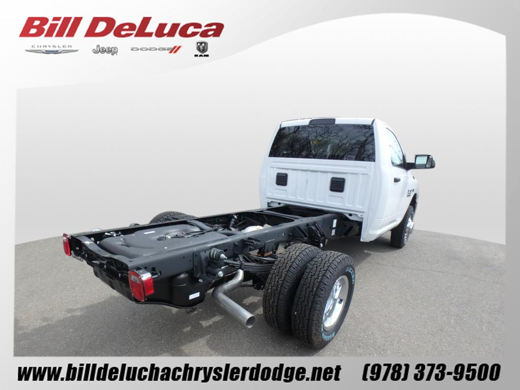 2018 Ram 3500 Regular Cab DRW 4x4,  Cab Chassis #D18076 - photo 3