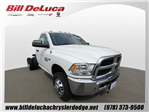 2018 Ram 3500 Regular Cab DRW 4x4,  Cab Chassis #D18076 - photo 4