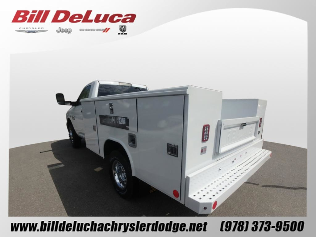 2018 Ram 3500 Regular Cab DRW 4x4, Service Body #D18084 - photo 2