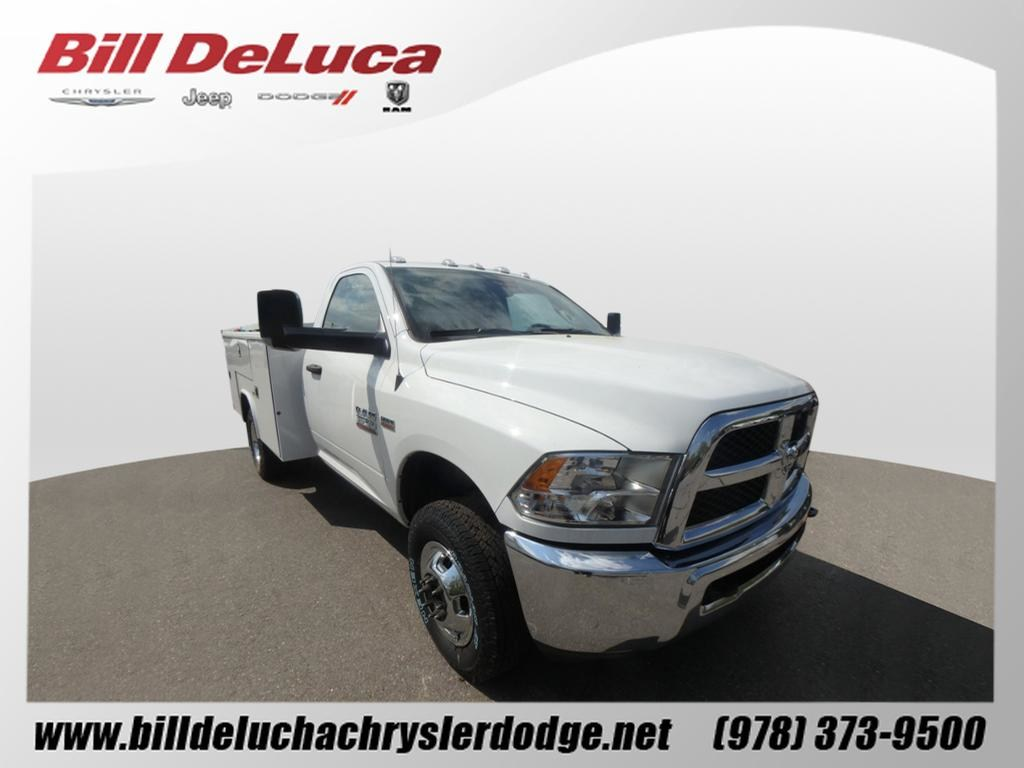 2018 Ram 3500 Regular Cab DRW 4x4,  Service Body #D18084 - photo 10