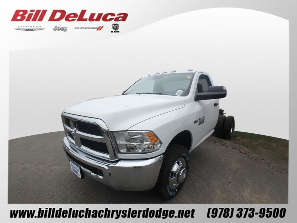 2018 Ram 3500 Regular Cab DRW 4x4, Cab Chassis #D18107 - photo 1
