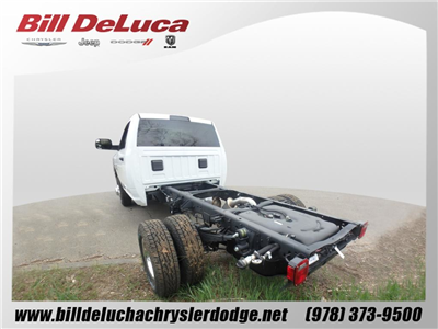 2018 Ram 3500 Regular Cab DRW 4x4, Cab Chassis #D18107 - photo 2