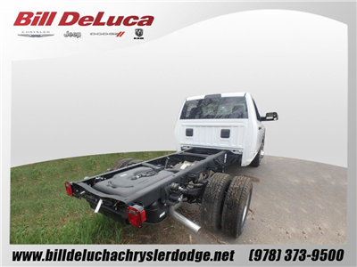 2018 Ram 3500 Regular Cab DRW 4x4, Cab Chassis #D18107 - photo 9
