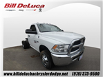 2018 Ram 3500 Regular Cab DRW 4x4, Cab Chassis #D18107 - photo 10