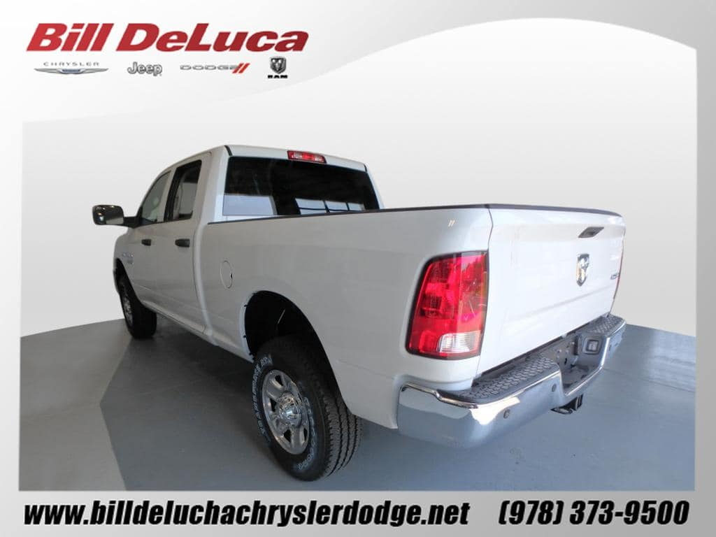 2018 Ram 2500 Crew Cab 4x4,  Pickup #D18113 - photo 2
