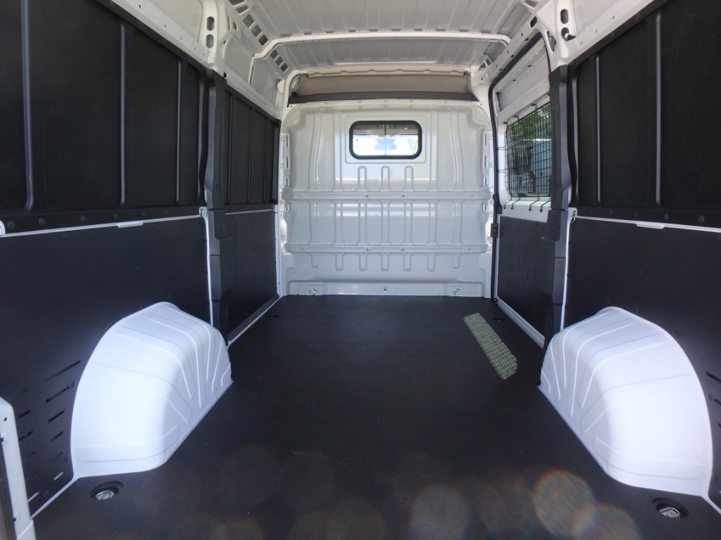2018 ProMaster 2500 High Roof 4x2,  Upfitted Cargo Van #D18148 - photo 2