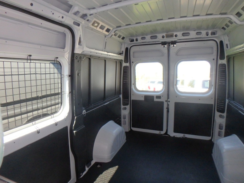 2018 ProMaster 2500 High Roof 4x2,  Upfitted Cargo Van #D18148 - photo 3