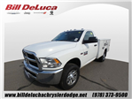 2018 Ram 3500 Regular Cab 4x4, Service Body #D18165 - photo 1