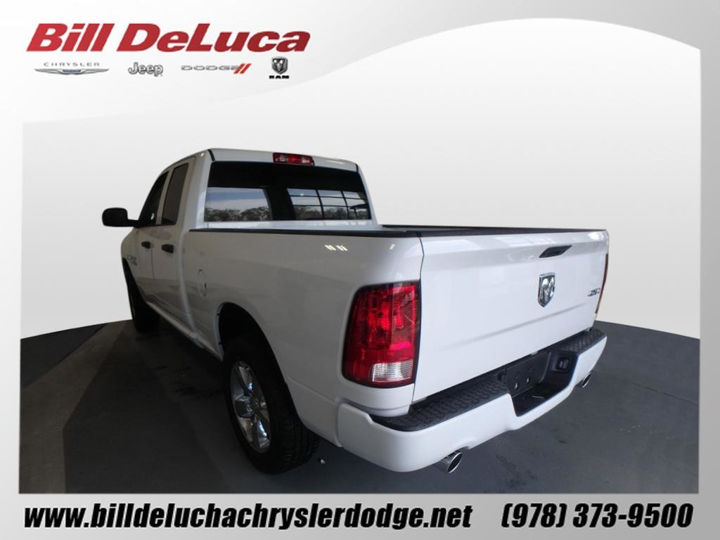 2018 Ram 1500 Quad Cab 4x4,  Pickup #D18166 - photo 2