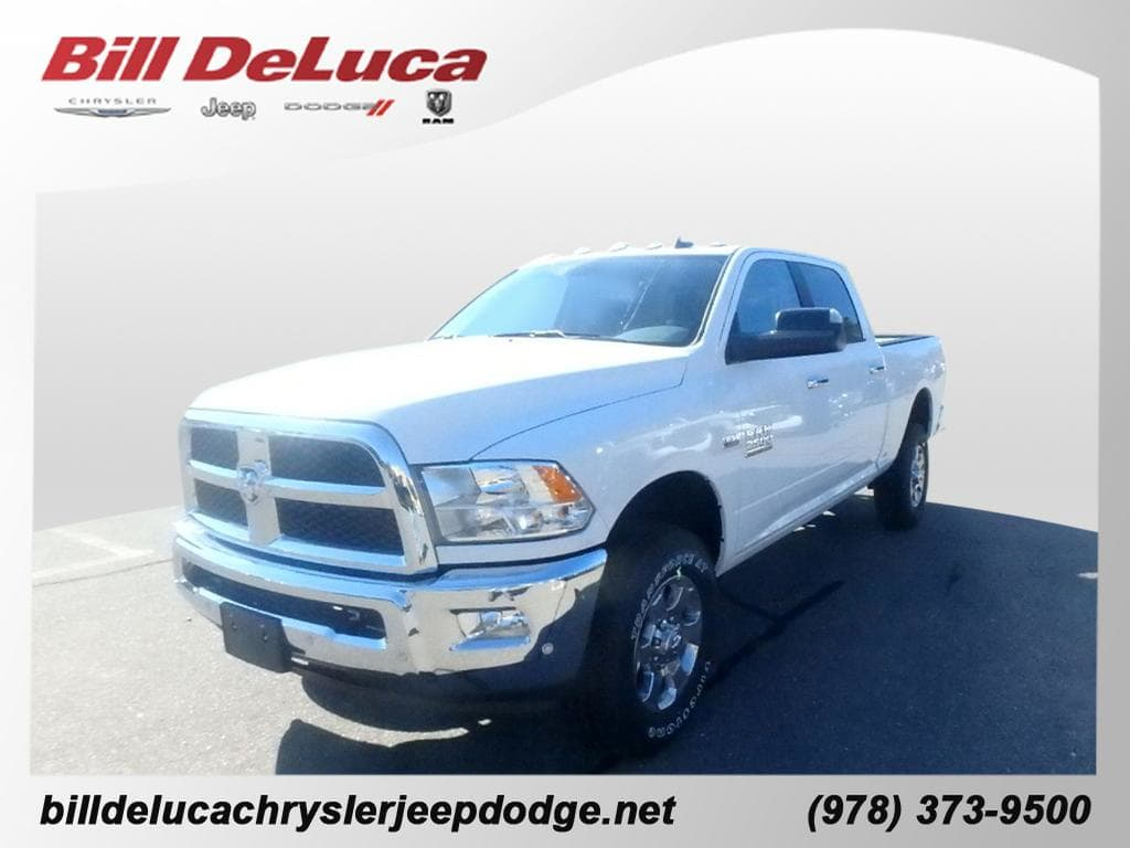 2018 Ram 2500 Crew Cab 4x4,  Pickup #D18246 - photo 1
