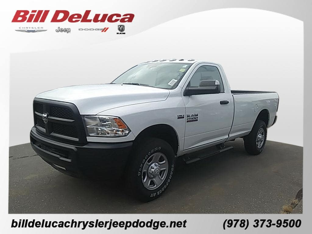2018 Ram 2500 Regular Cab 4x4,  Pickup #D18255 - photo 1