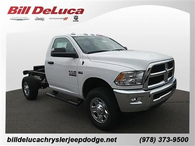 2018 Ram 3500 Regular Cab 4x4,  Cab Chassis #D18257 - photo 13