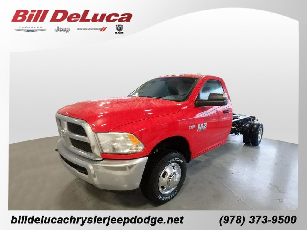 2018 Ram 3500 Regular Cab DRW 4x4,  Cab Chassis #D18259 - photo 12