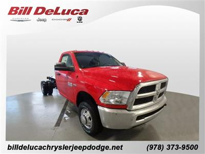 2018 Ram 3500 Regular Cab DRW 4x4,  Cab Chassis #D18259 - photo 13
