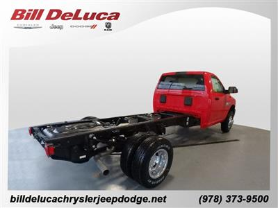 2018 Ram 3500 Regular Cab DRW 4x4,  Cab Chassis #D18259 - photo 15