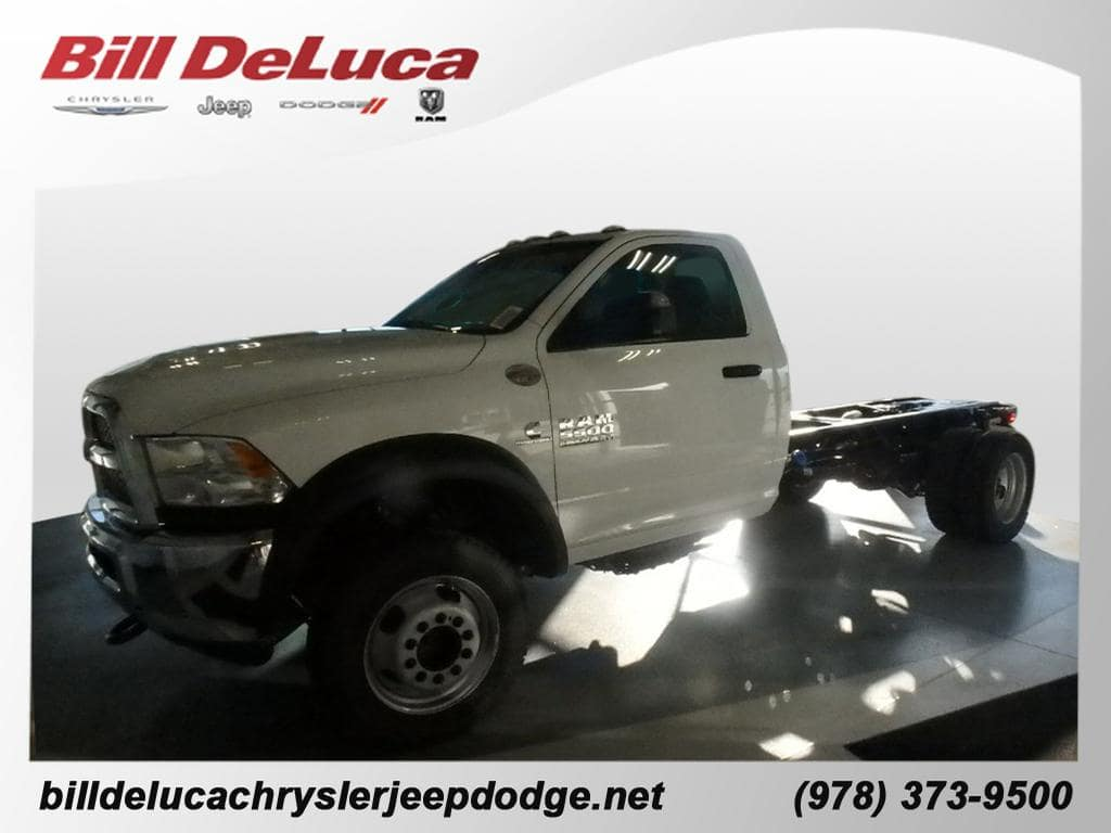 2018 Ram 5500 Regular Cab DRW 4x4,  Cab Chassis #D18283 - photo 1