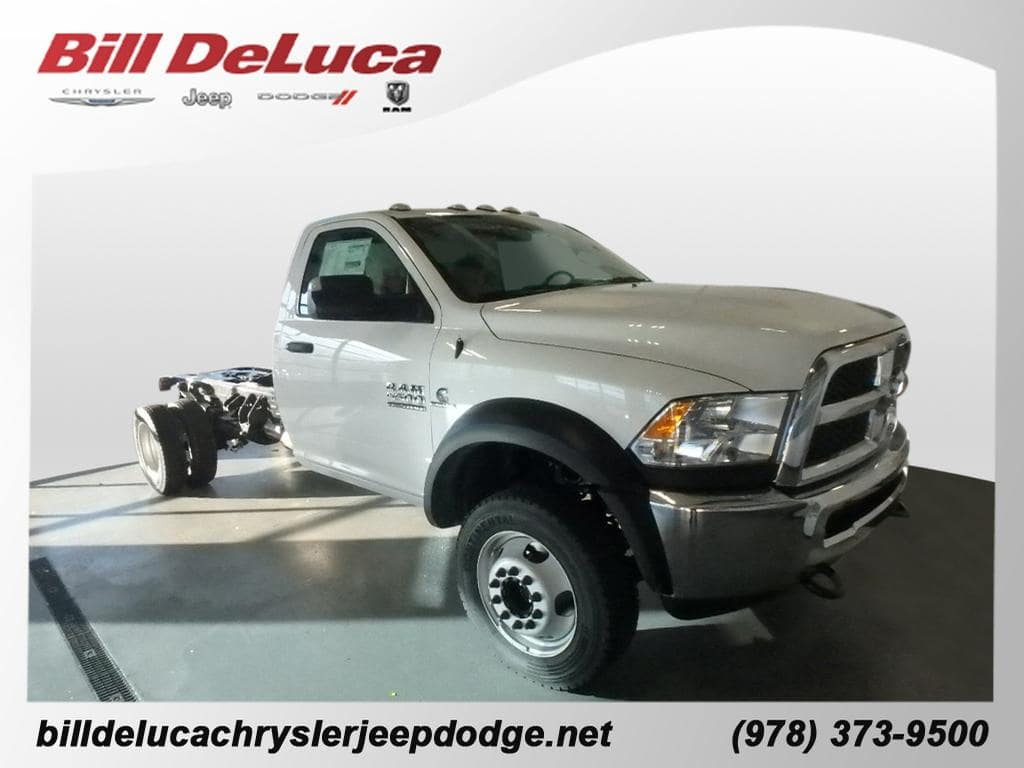 2018 Ram 5500 Regular Cab DRW 4x4,  Cab Chassis #D18283 - photo 3