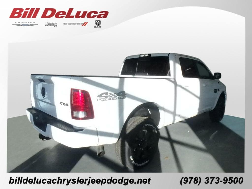 2018 Ram 2500 Crew Cab 4x4,  Pickup #D18285 - photo 2