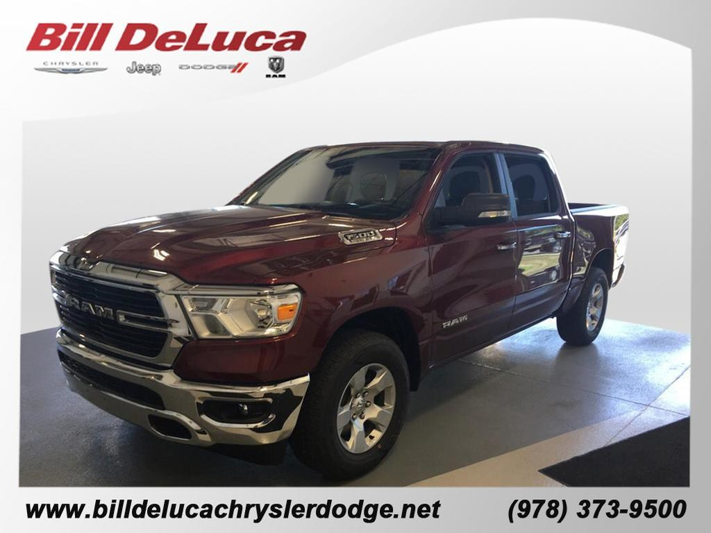 2019 Ram 1500 Crew Cab 4x4,  Pickup #D19020 - photo 1
