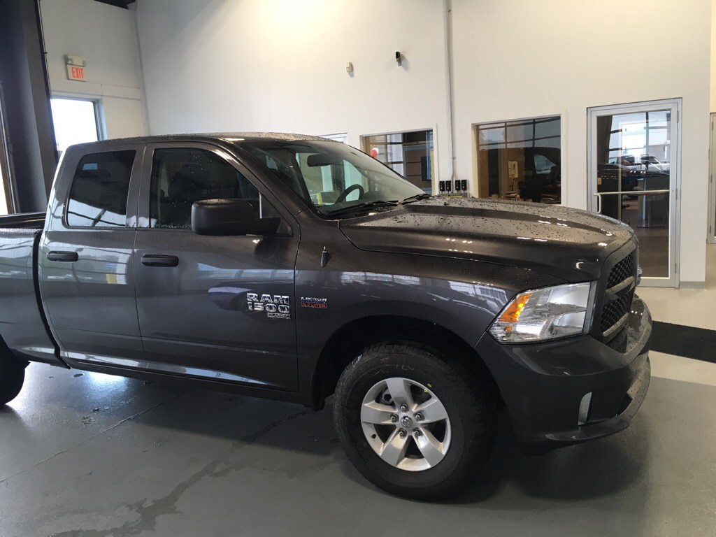 2019 Ram 1500 Quad Cab 4x4,  Pickup #D19047 - photo 6