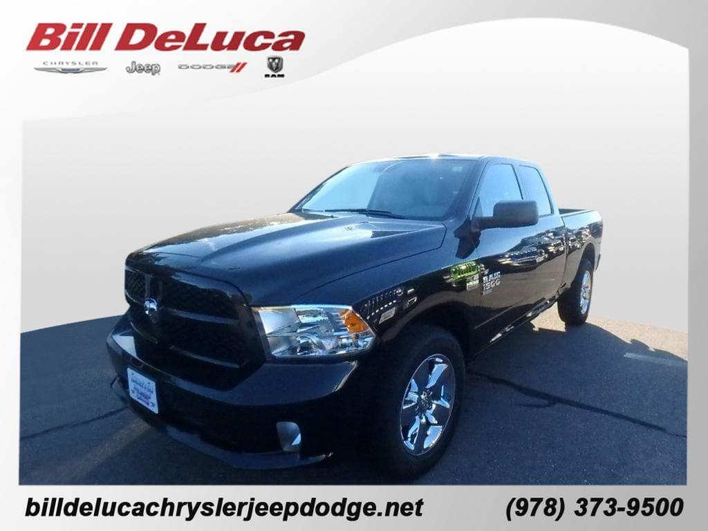 2019 Ram 1500 Quad Cab 4x4,  Pickup #D19060 - photo 1