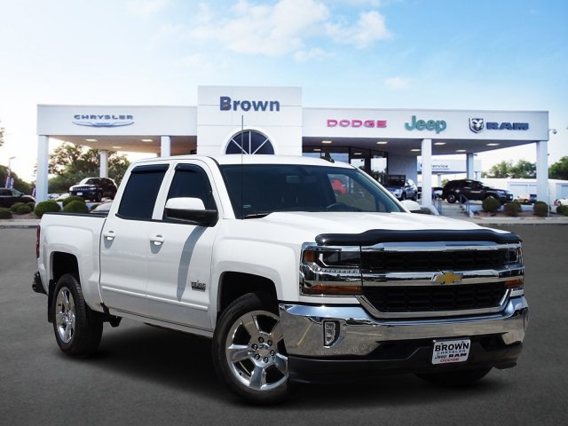 2016 Silverado 1500 Crew Cab 4x2,  Pickup #D15130A - photo 1