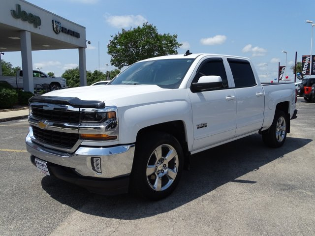2016 Silverado 1500 Crew Cab 4x2,  Pickup #D15130A - photo 6