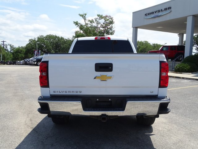 2016 Silverado 1500 Crew Cab 4x2,  Pickup #D15130A - photo 3