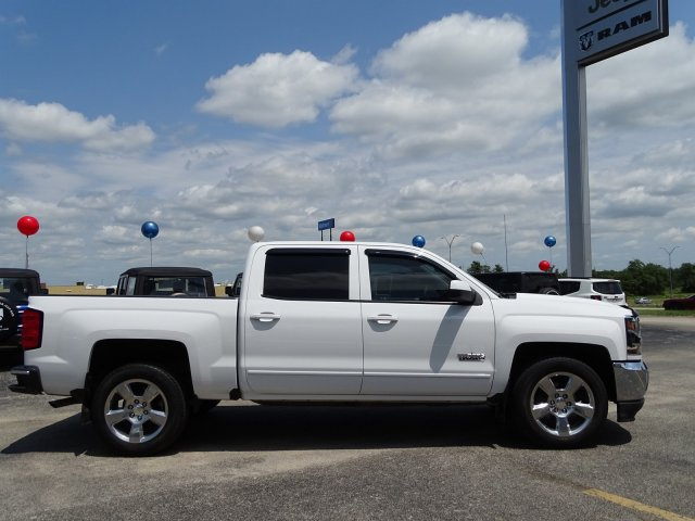 2016 Silverado 1500 Crew Cab 4x2,  Pickup #D15130A - photo 9
