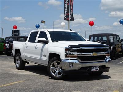 2016 Silverado 1500 Crew Cab 4x2,  Pickup #D15130A - photo 4