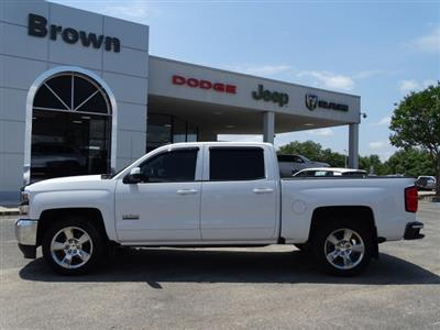 2016 Silverado 1500 Crew Cab 4x2,  Pickup #D15130A - photo 7