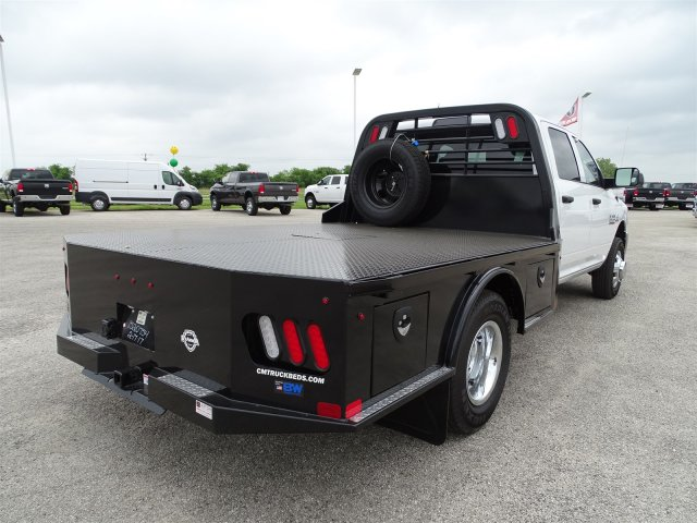 2017 Ram 3500 Crew Cab DRW 4x4, CM Truck Beds Platform Body #D15143 - photo 7