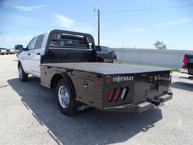 2017 Ram 3500 Crew Cab DRW 4x4, Hauler Body #D15144 - photo 2