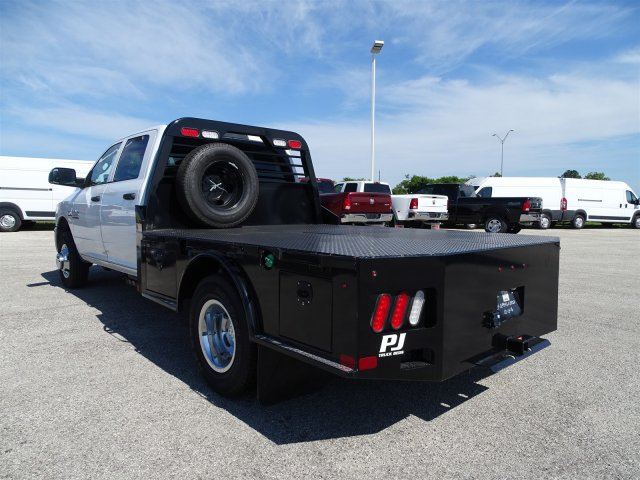 2017 Ram 3500 Crew Cab DRW 4x4, CM Truck Beds Platform Body #D15179 - photo 5