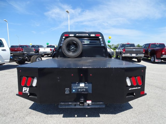 2017 Ram 3500 Crew Cab DRW 4x4, CM Truck Beds Platform Body #D15179 - photo 6