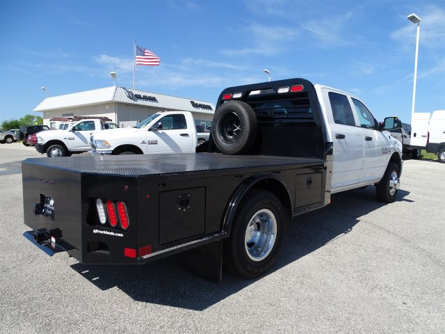 2017 Ram 3500 Crew Cab DRW 4x4, CM Truck Beds Platform Body #D15179 - photo 2