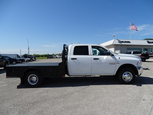 2017 Ram 3500 Crew Cab DRW 4x4, CM Truck Beds Platform Body #D15179 - photo 8