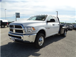 2017 Ram 3500 Crew Cab DRW 4x4, Platform Body #D15268 - photo 1