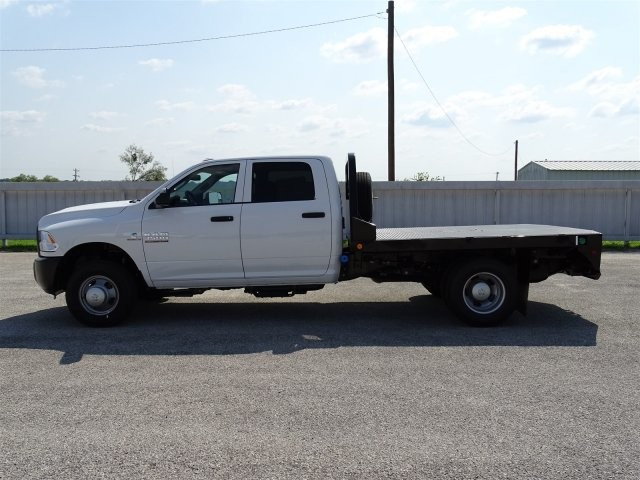 2017 Ram 3500 Crew Cab DRW 4x4, Norstar Platform Body #D15272 - photo 5