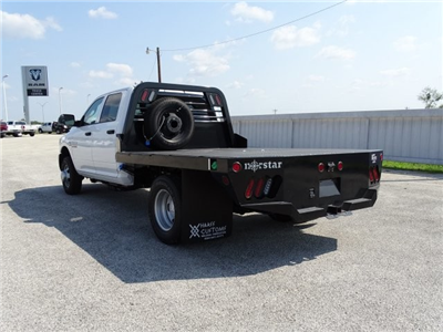 2017 Ram 3500 Crew Cab DRW 4x4, Norstar Platform Body #D15272 - photo 2