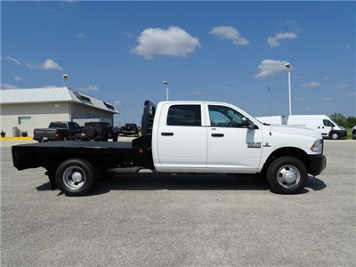 2017 Ram 3500 Crew Cab DRW 4x4, Norstar Platform Body #D15272 - photo 8