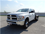 2017 Ram 3500 Crew Cab DRW 4x4, Platform Body #D15286 - photo 1